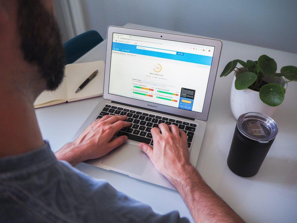 Google page insights website SEO